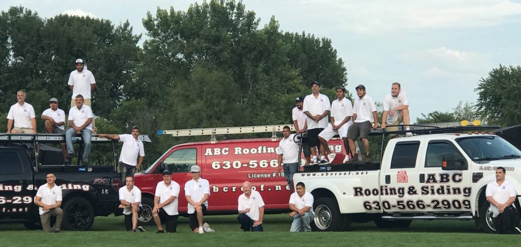ABC - Roofing, Siding, Gutters - Quality Service & Work