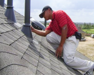 Gallery - Professional Roof Inspections