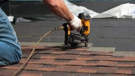 Roof Repair - Shingle Installation 2